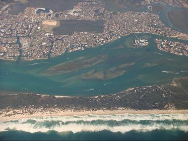 Arial View of Currigee