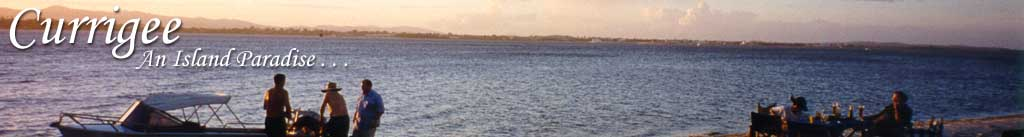 Currigee an Island Paradise